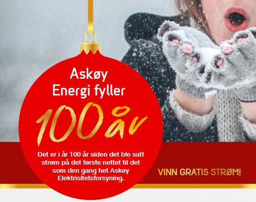Vi feirer Askøy Energi 100 år
