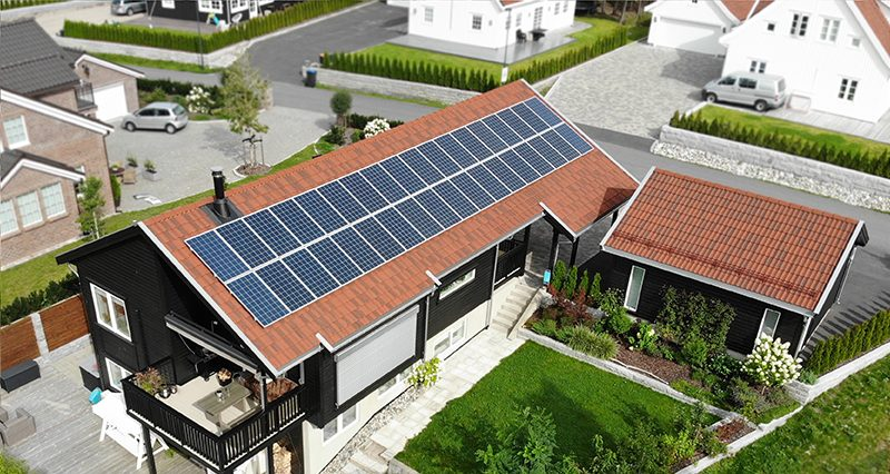Våren er en ypperlig tid for solproduksjon